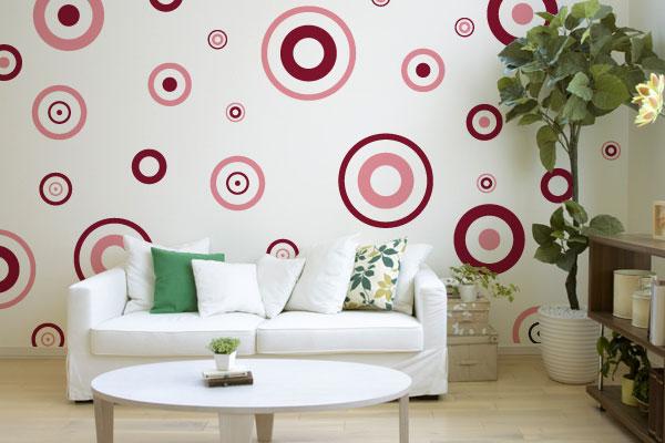 adesivo-parede-decoracao-sala-bolas-bolhas