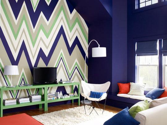 decoracao+parede+pintura+parede